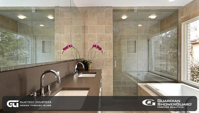 Charmant Guardian ShowerGuard® For Shower Enclosures
