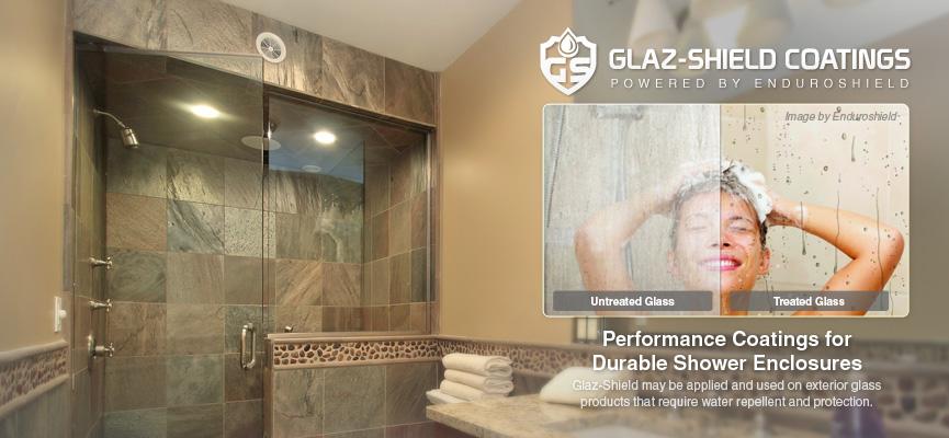 Glaz Shield Shower Enclosures
