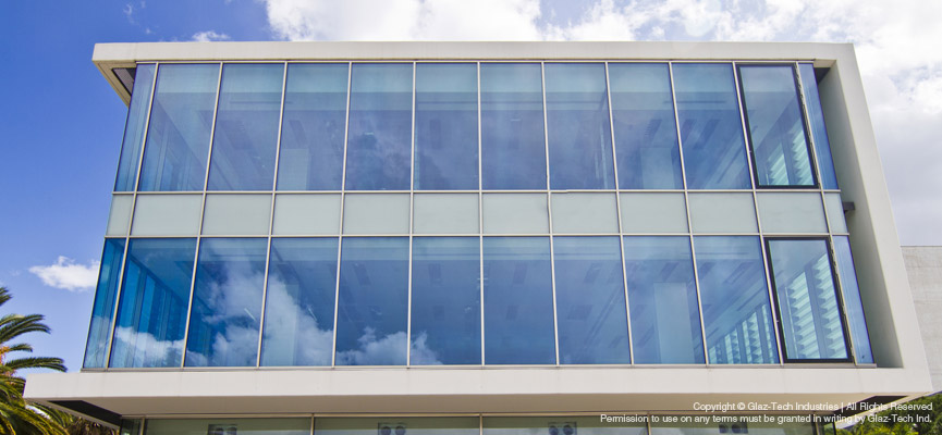 Spandrel Glass Panel
